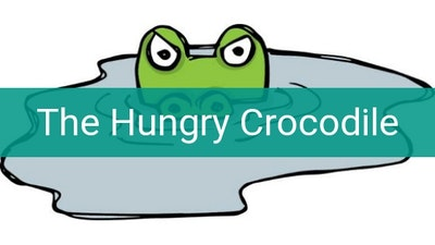 Preview for The Hungry Crocodile