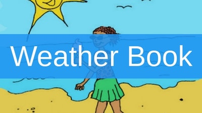 Preview for Weather Book